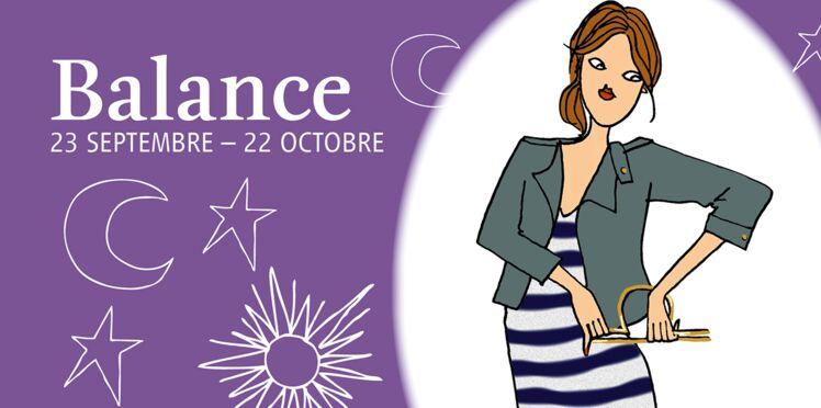 Horoscope Balance 2015 : vos prévisions