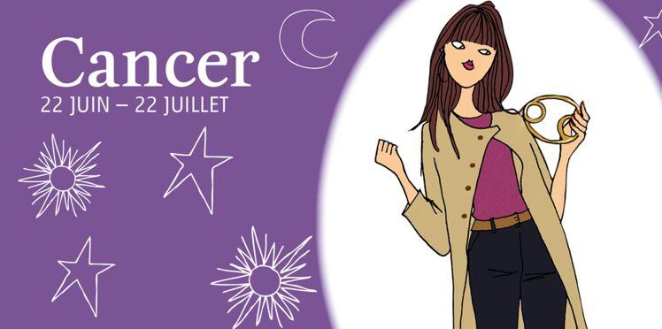Horoscope Cancer 2015 : vos prévisions