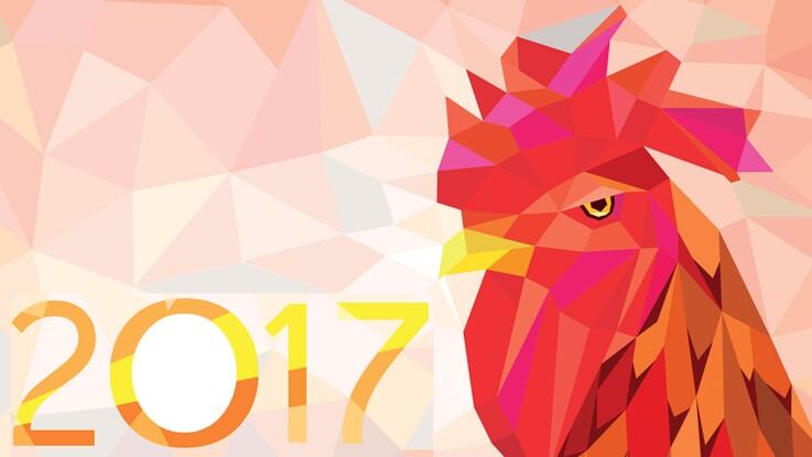 Horoscope chinois : 2017, l'année du coq de feu