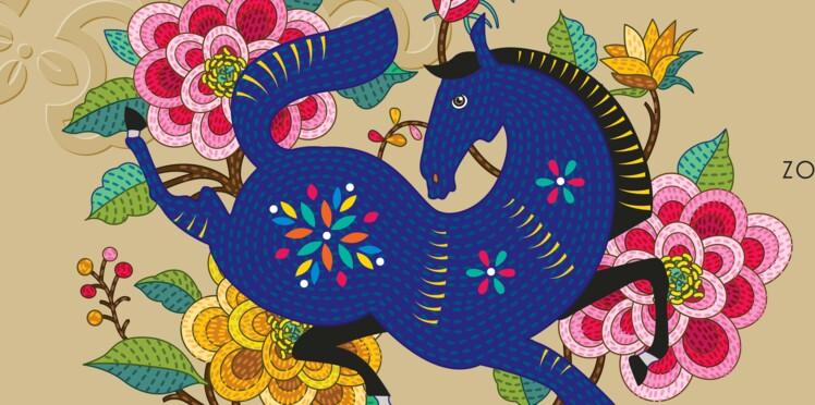 Horoscope chinois 2017 : les prévisions du Cheval