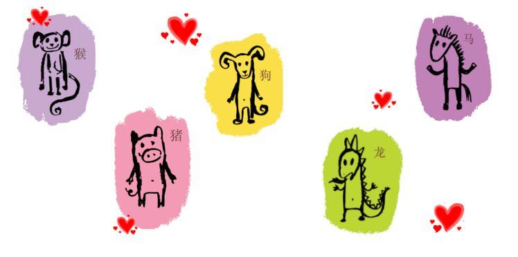 Horoscope chinois : compatibilité entre les signes