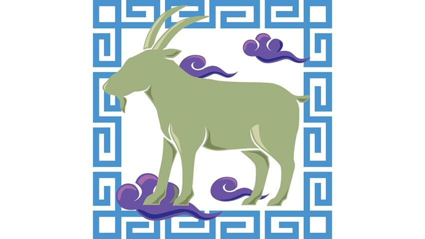 Horoscope chinois : le portrait de la Chèvre (Mouton / Bouc) par Marc Angel (vidéo)