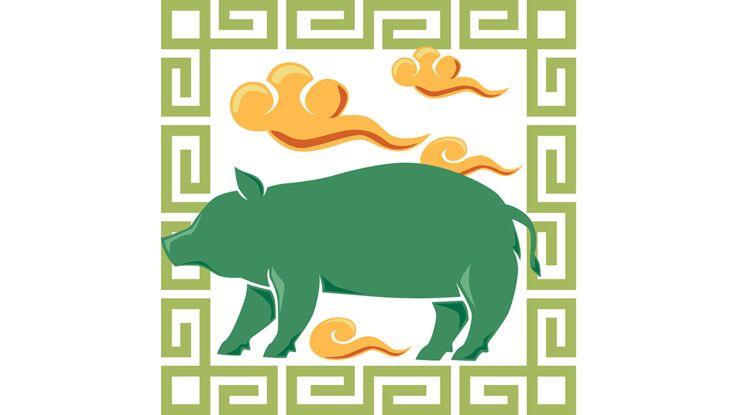 Horoscope chinois : le portrait du Cochon par Marc Angel (vidéo)
