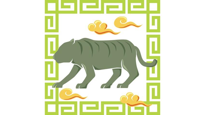 Horoscope chinois : le portrait du Tigre par Marc Angel (vidéo)