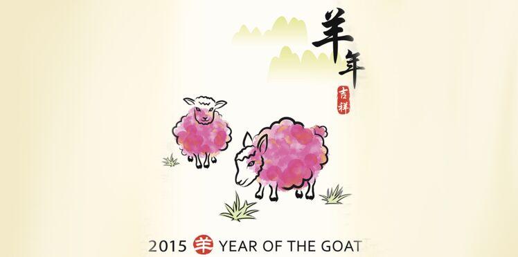 Horoscope chinois : vos prévisions pour 2015