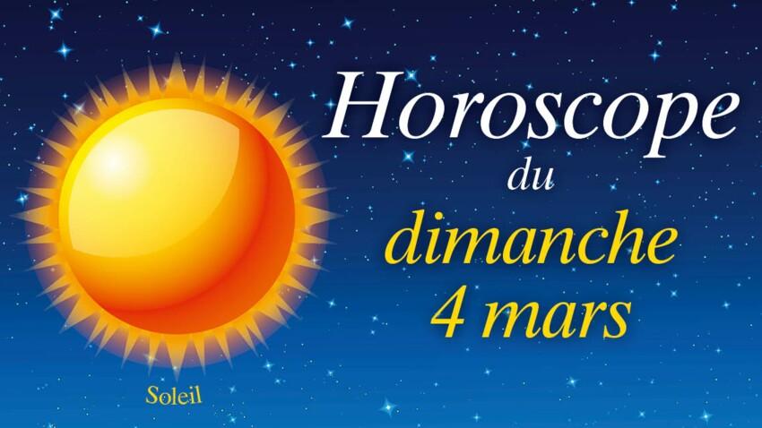 Horoscope du dimanche 4 mars par Marc Angel