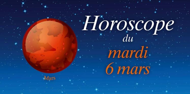 Horoscope du mardi 6 mars par Marc Angel