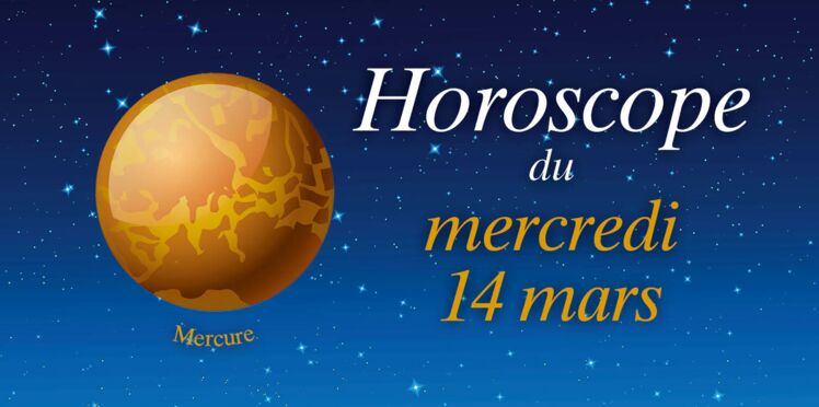 Horoscope du mercredi 14 mars par Marc Angel
