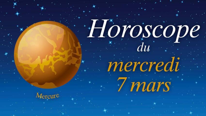 Horoscope du mercredi 7 mars par Marc Angel