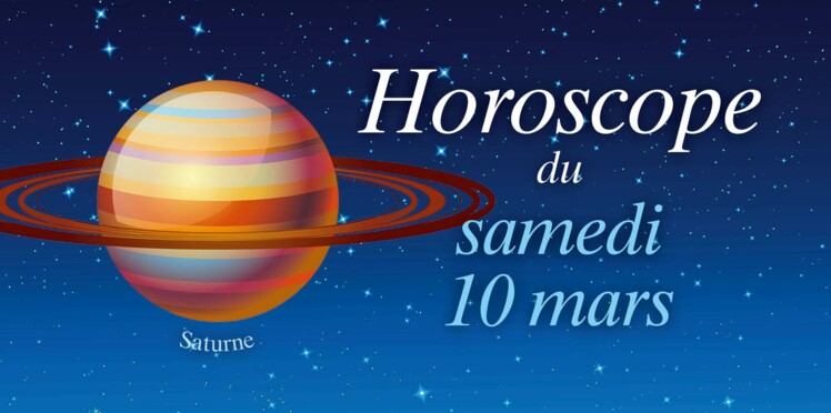 Horoscope du samedi 10 mars par Marc Angel