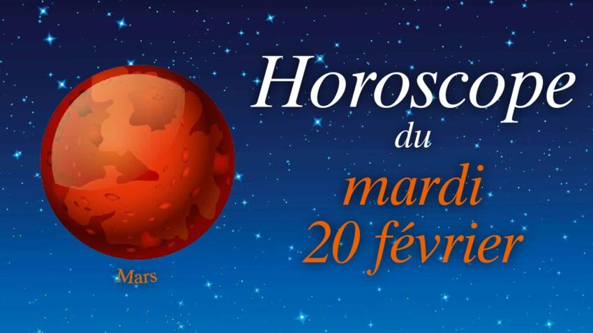 Horoscope du mardi 20 février par Marc Angel
