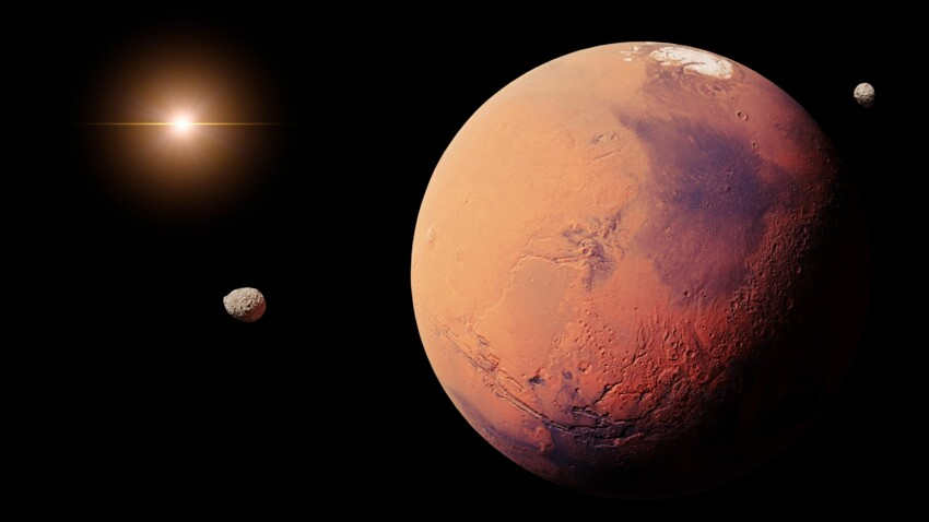 Horoscope : portrait de la planète Mars en astrologie