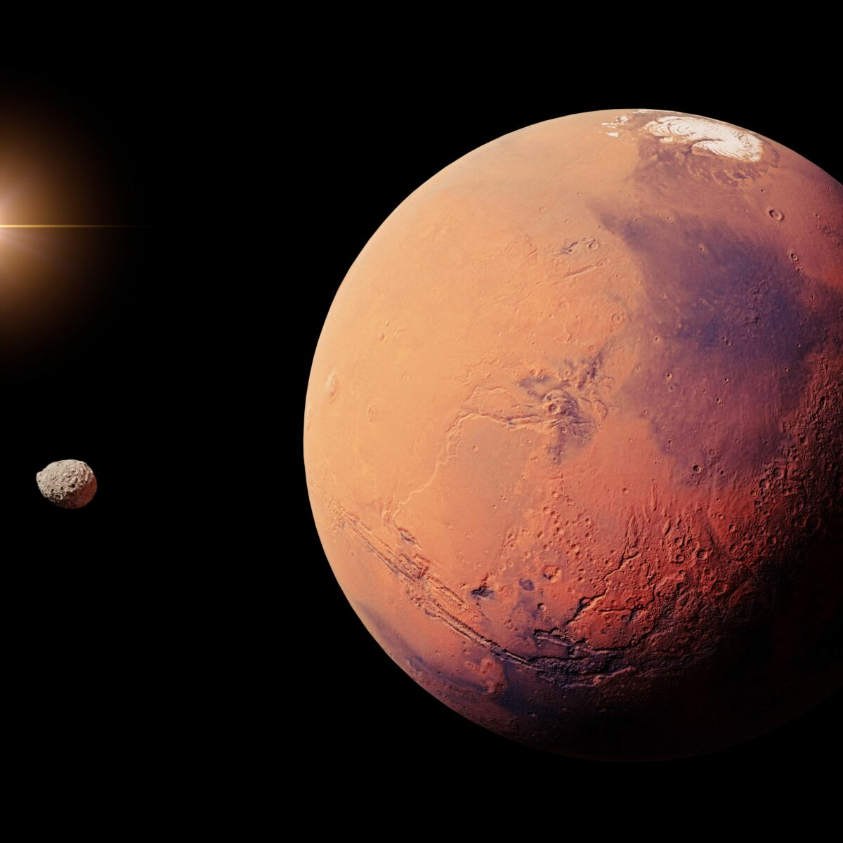 Horoscope Portrait De La Planete Mars En Astrologie Femme
