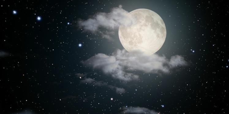 Horoscope : portrait de la Lune en astrologie