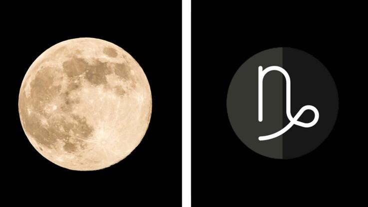 Lune en Capricorne : les explications de Marc Angel