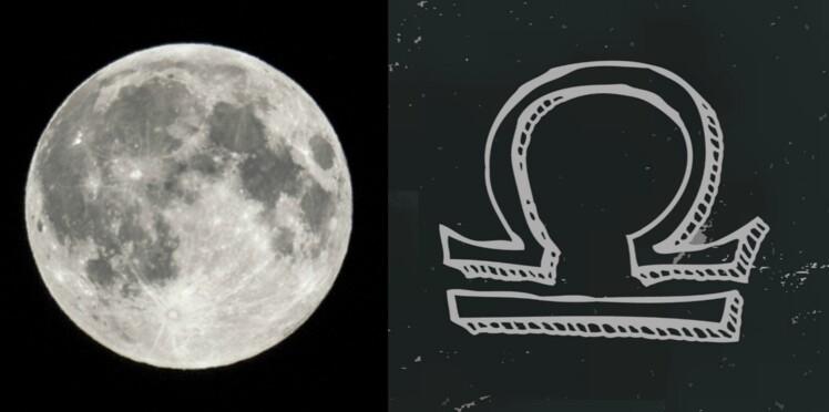 Lune Noire en Balance : ce qu'elle révèle de vous