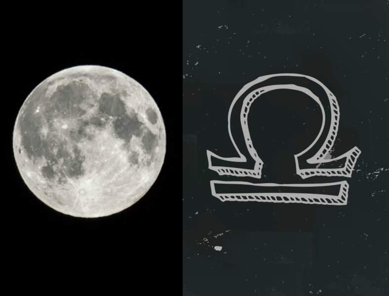 La Lune Noire révèle votre face cachée : en Balance