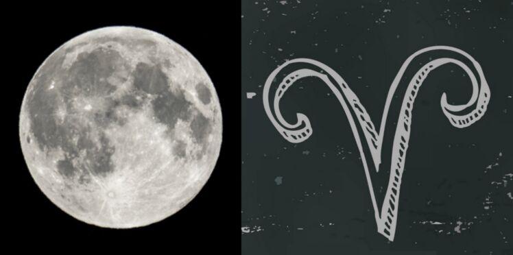 Lune Noire en Bélier : ce qu'elle révèle de vous