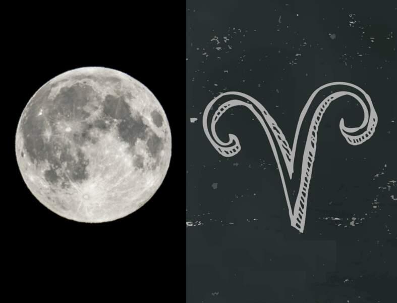 La Lune Noire révèle votre face cachée : en Bélier