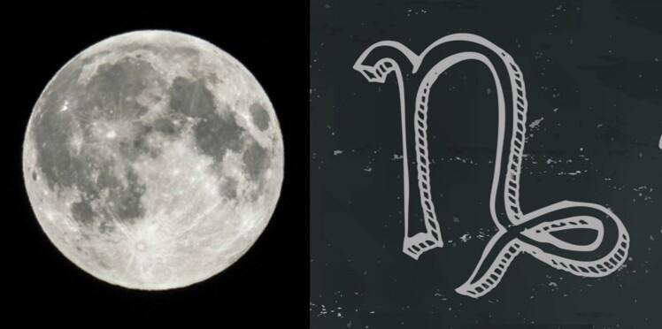 Lune Noire en Capricorne : ce qu'elle révèle de vous