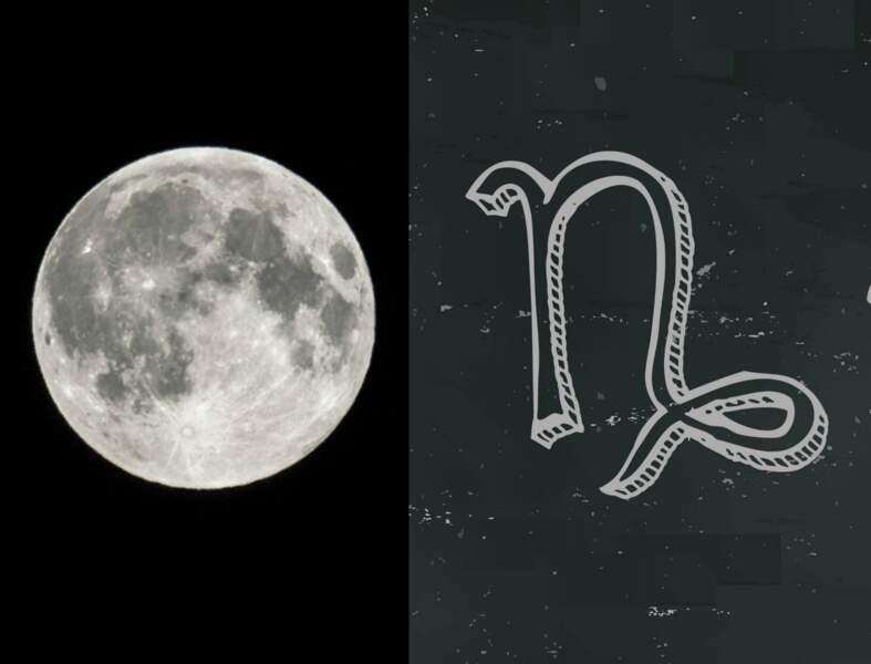 La Lune Noire révèle votre face cachée : en Capricorne