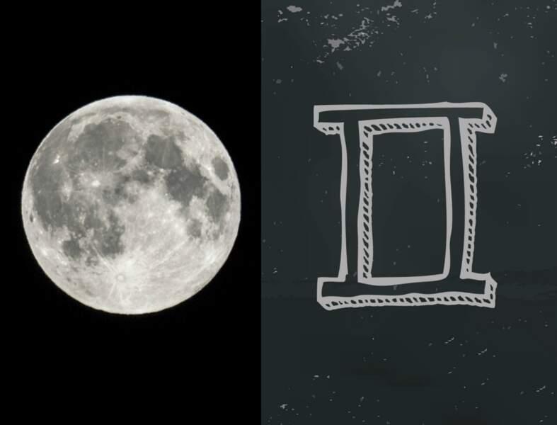 La Lune Noire révèle votre face cachée : en Gémeaux