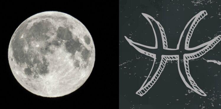 Lune Noire en Poissons : ce qu'elle révèle de vous