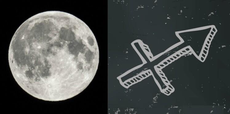 Lune Noire en Sagittaire : ce qu'elle révèle de vous