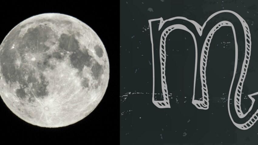 Lune Noire en Scorpion : ce qu'elle révèle de vous