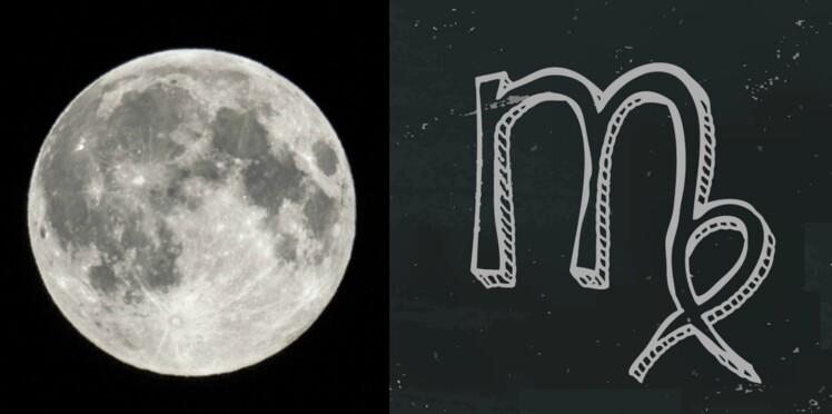Lune Noire en Vierge : ce qu'elle révèle de vous