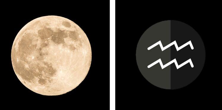 Lune en Verseau : les explications de Marc Angel