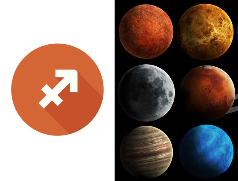 Sagittaire : l'influence des planètes sur votre signe