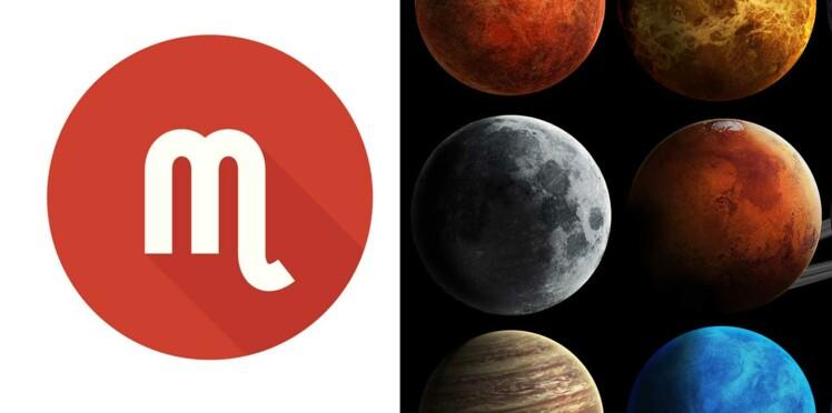 Scorpion : l'influence des planètes sur votre signe astrologique
