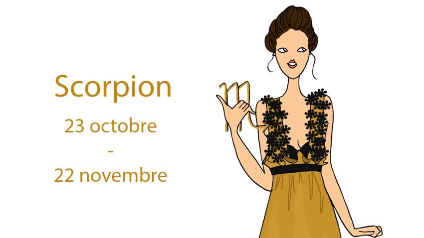 Portrait astrologique de Miss Scorpion
