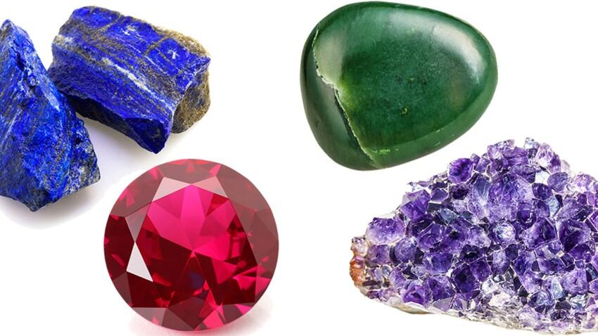 Signe astrologique : quelle est votre pierre précieuse ?
