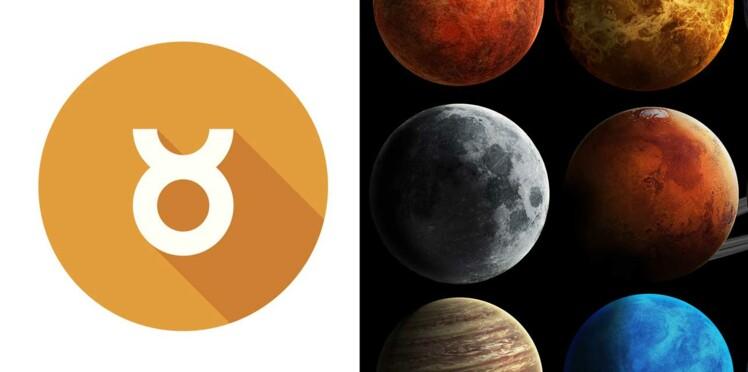 Taureau : l'influence des planètes sur votre signe astrologique