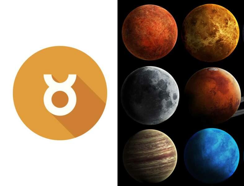 Taureau : l'influence des planètes sur votre signe