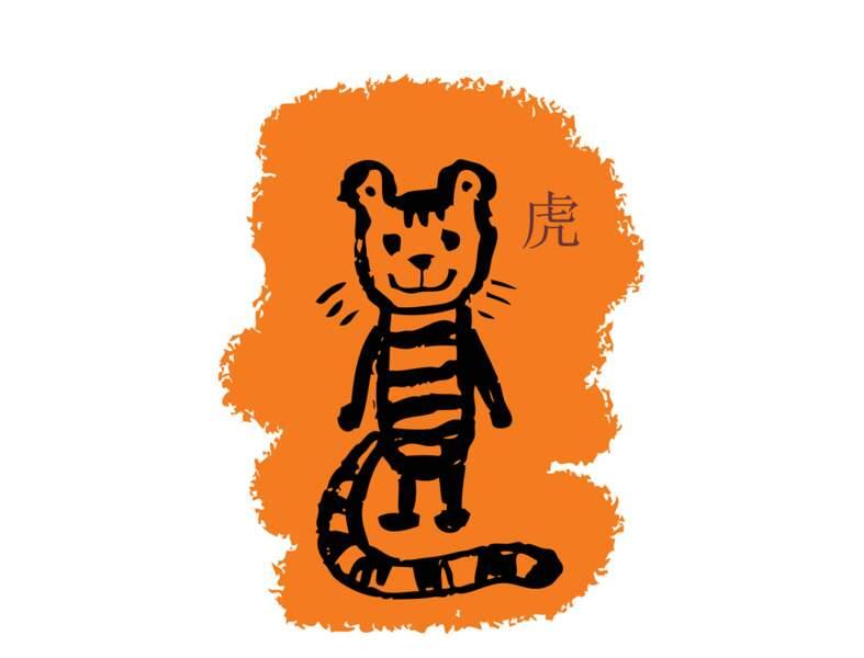 Horoscope chinois 2016 : le Tigre