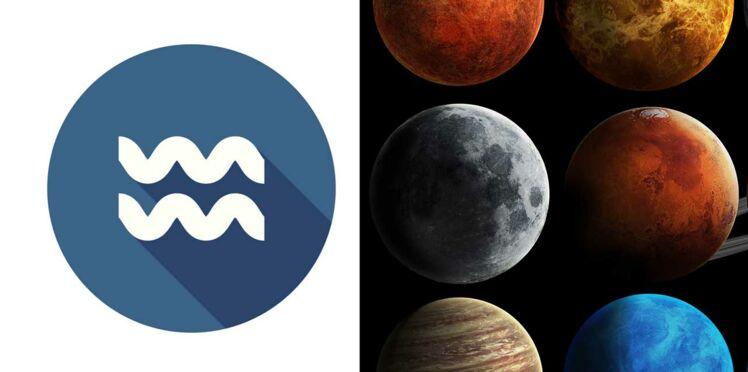 Verseau : l'influence des planètes sur votre signe astrologique