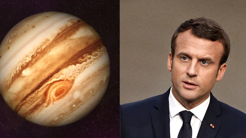 Macron et Jupiter : les explications de notre astrologue Marc Angel