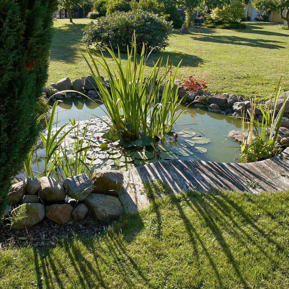 Bassin Préformé Hors Sol bassin de jardin préformé, hors sol… on plonge : femme