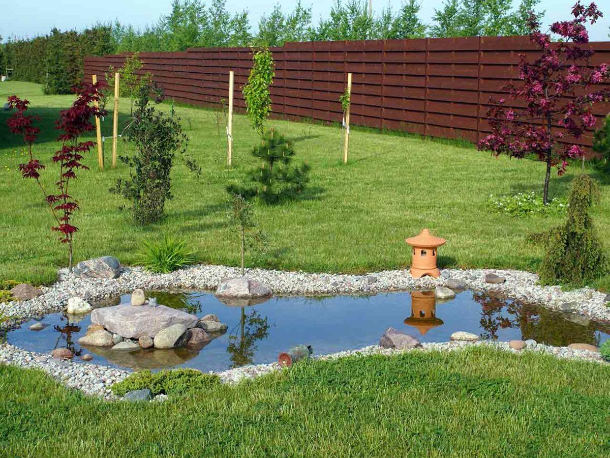 Bassin De Jardin Design Zen bassin de jardin : on craque ! : femme actuelle le mag