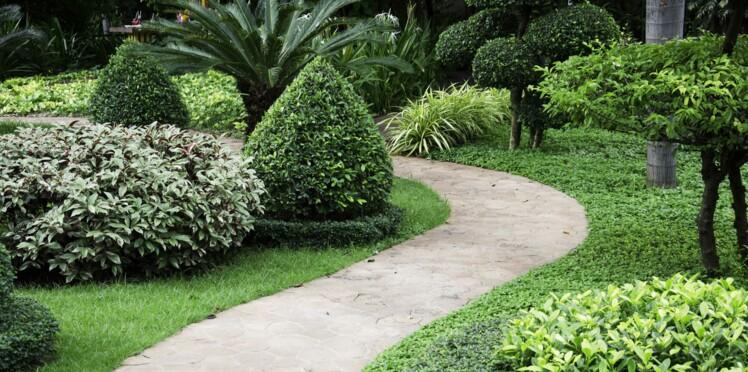 Amenagement De Jardin Objectif Zero Entretien Femme