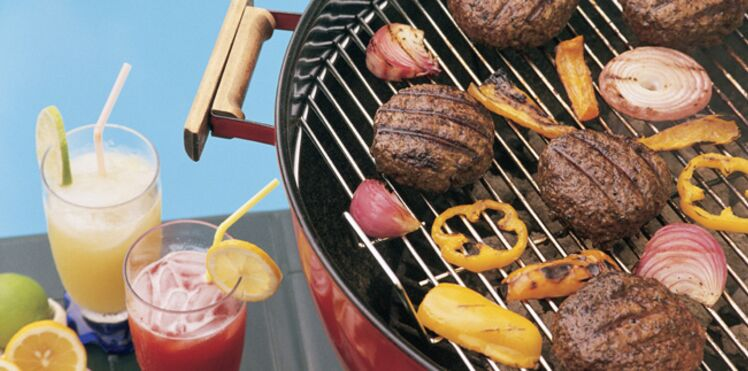 Notre sélection de barbecues colorés