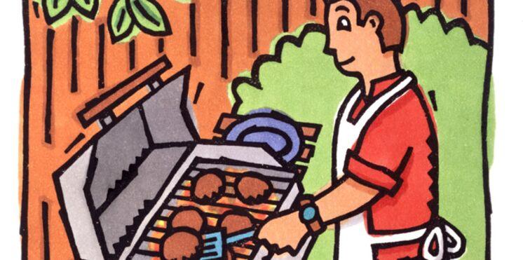 Un barbecue en toute sécurité