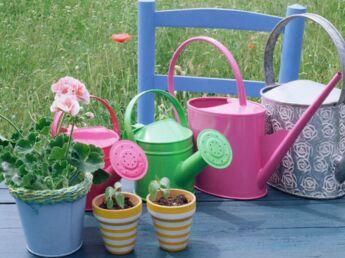 Les astuces pour jardiner sans trop arroser