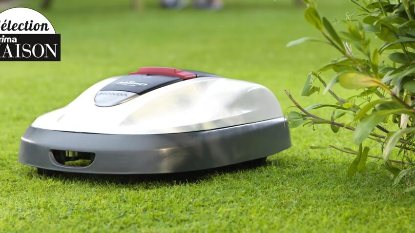 Un robot tondeuse : pourquoi faire ?