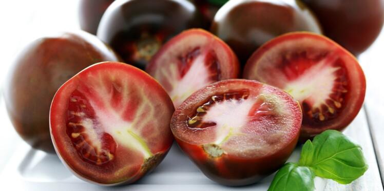 Une tomate douce et sucrée : la Noire de Crimée