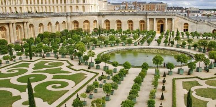Happening à Versailles pour les 400 ans du jardinier Le Nôtre