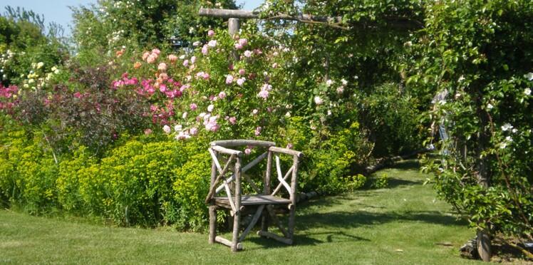 Balades en France : 8 jardins pour voir la vie en rose